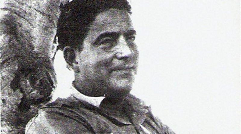 Ben Dunkelman in October 1948, during Operation Hiram. Source: Wikipedia Commons.