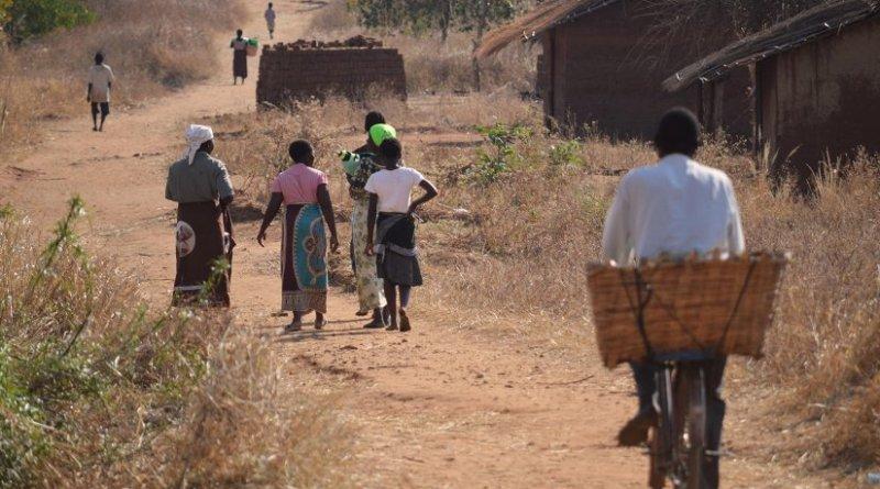 Village life in Malawi