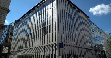 The OPEC headquarters in Vienna. Photo by DALIBRI, Wikipedia Commons.