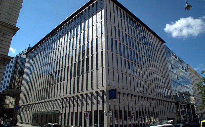 The OPEC headquarters in Vienna. Photo by DALIBRI, Wikipedia Commons.