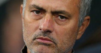 Jose Mourinho. Photo by Aleksandr Osipov, Wikipedia Commons.