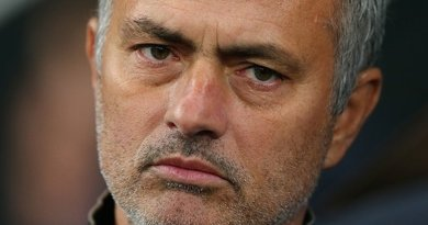 Jose Mourinho. Photo by Aleksandr Osipov, Wikipedia Commons.