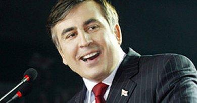 Mikheil Saakashvili. Photo by James Fimley, Wikipedia Commons.