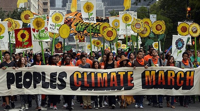It Takes Roots joins together three powerful alliances of grassroots activists and frontline communities' leaders: Grassroots Global Justice Alliance, the Indigenous Environmental Network (IEN), and the Climate Justice Alliance.