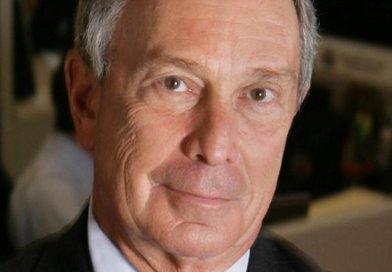 Michael R. Bloomberg. Photo Credit: Rubenstein, Wikipedia Commons.