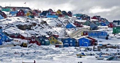 Arctic communities are able to overcome hurdles and adapt to climate change say McGill researchers, credit:Graham McDowell