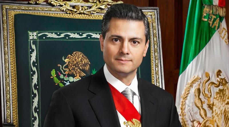 Mexican President Enrique Peña Nieto. Photo Credit: Presidencia Mexico, Wikipedia Commons.