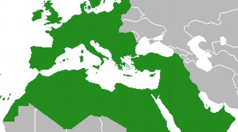 Eurabia. Source: Wikipedia Commons.