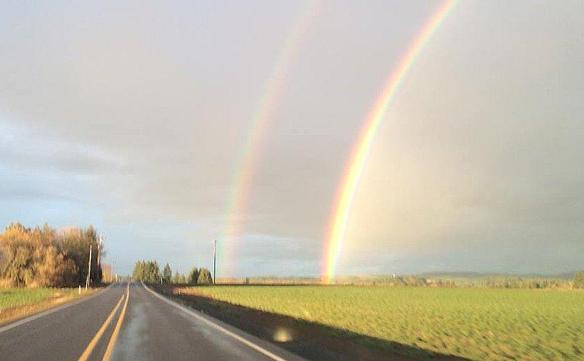 Rainbow. Source: Eurasia Review