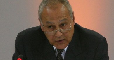 Ahmed Aboul Gheit. File photo by Antje Wildgrube, Wikipedia Commons.