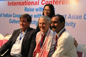 Dr Ni Putu Tirka Widanti & Dr Amit Choudhoury-Joint Conveners of the Conference