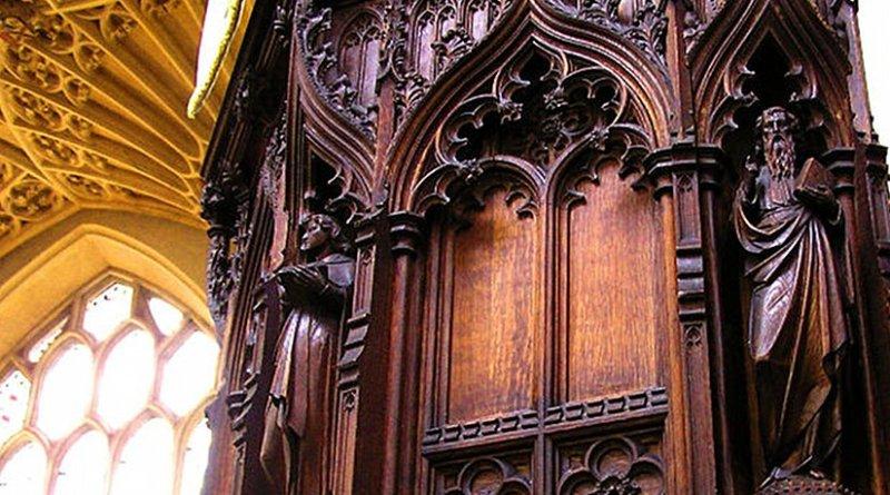 pulpit church