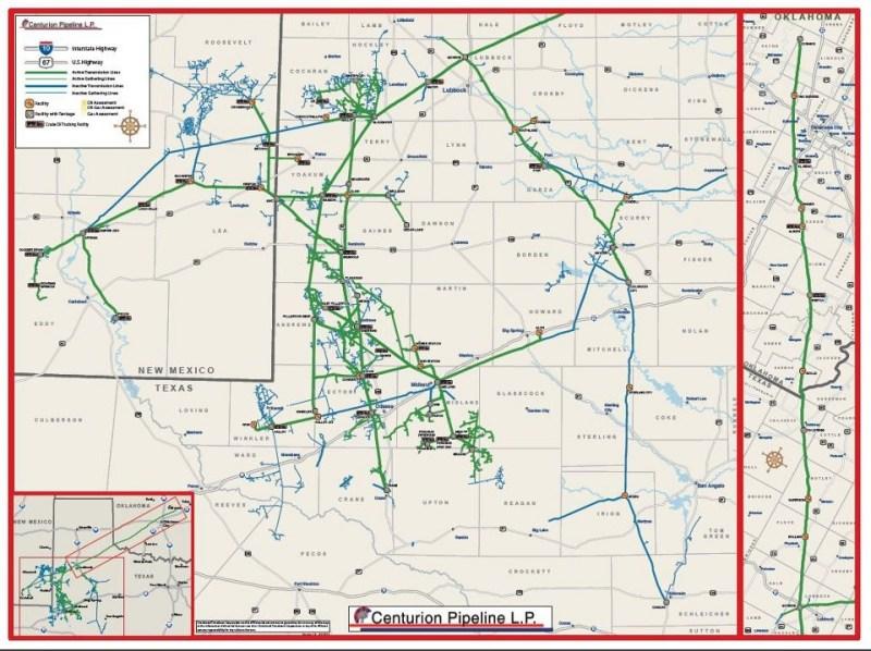 OXY-Permian-Pipeline