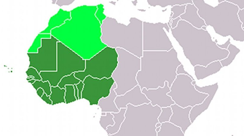 West Africa. Source: Wikipedia Commons.