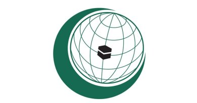 Flag of Organization of Islamic Cooperation (OIC)