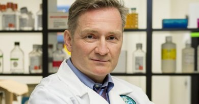 Dr. Franck Mauvais-Jarvis, Price-Goldsmith professor in the Department of Medicine at Tulane University School of Medicine. Credit Paula Burch-Celentano, Tulane University