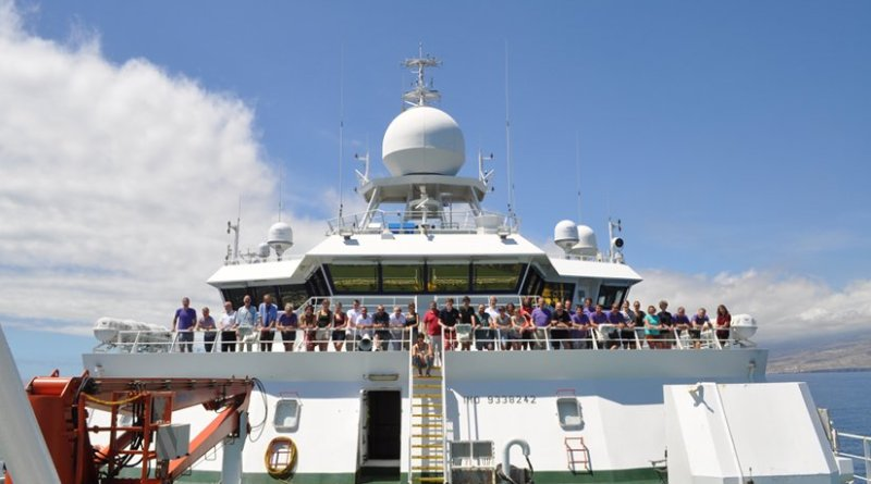 JC134 Expedition