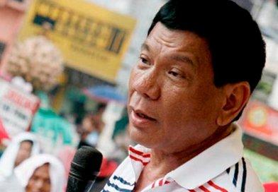 The Philippines' Rodrigo Duterte. Photo by Keith Kristoffer Bacongco, Wikipedia Commons.