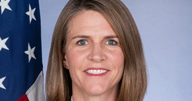 US Ambassador to Hungary, Colleen Bell. Photo US State Department.