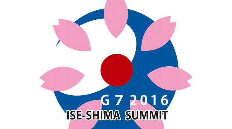 42nd G7 summit official logo