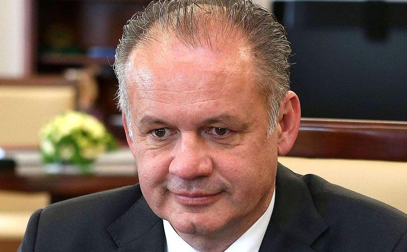 Slovakia's Andrej Kiska. Photo by Katarzyna Czerwińska, Wikipedia Commons.