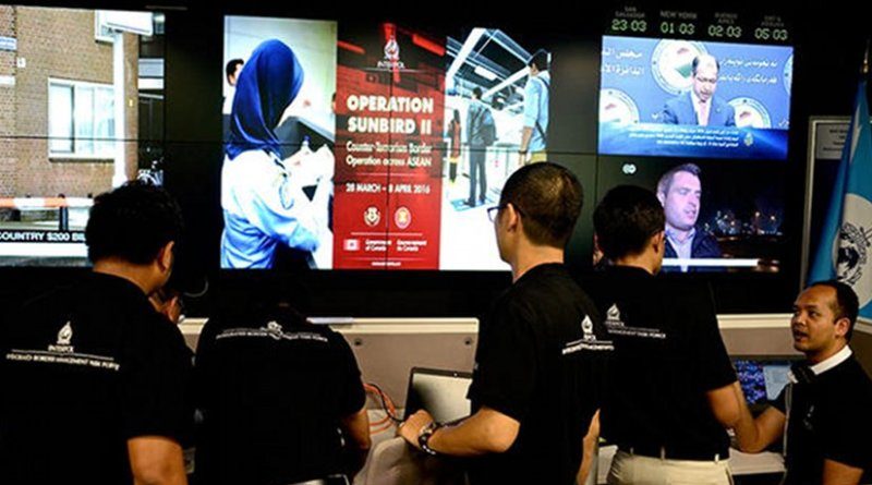 Enhancing counter-terrorism and law enforcement collaboration was the focus of an INTERPOL border operation which targeted international fugitives attempting to travel across Association of Southeast Asian Nations (ASEAN) countries. Photo Credit: INTERPOL