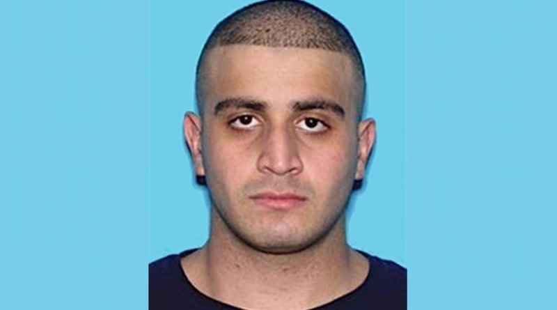 A driver's license photo of Omar Mir Mateen, Orlando, Florida shooter. Photo Credit: Florida Department of Highway Safety and Motor Vehicles