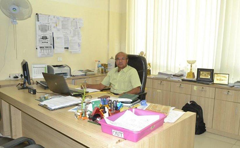 Prof. Swapan Kumar Mujumdar