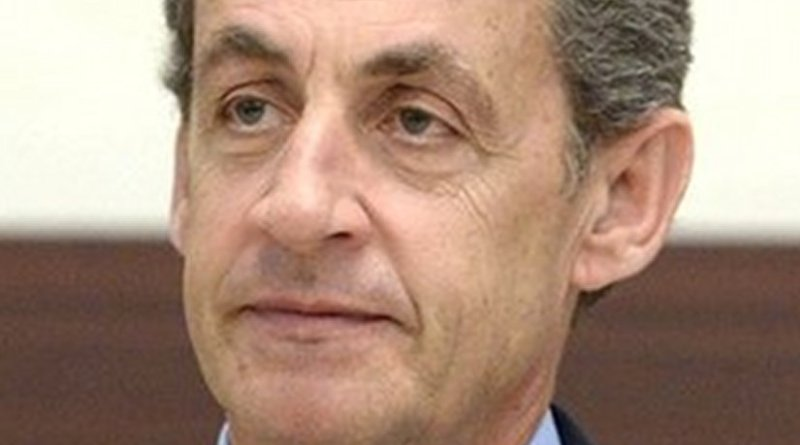 France's Nicolas Sarkozy. Photo Credit: Kremlin.ru, Wikipedia Commons.