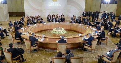 ASEAN-Russia Summit in Sochi. Photo Credit: Russia-asean20.ru