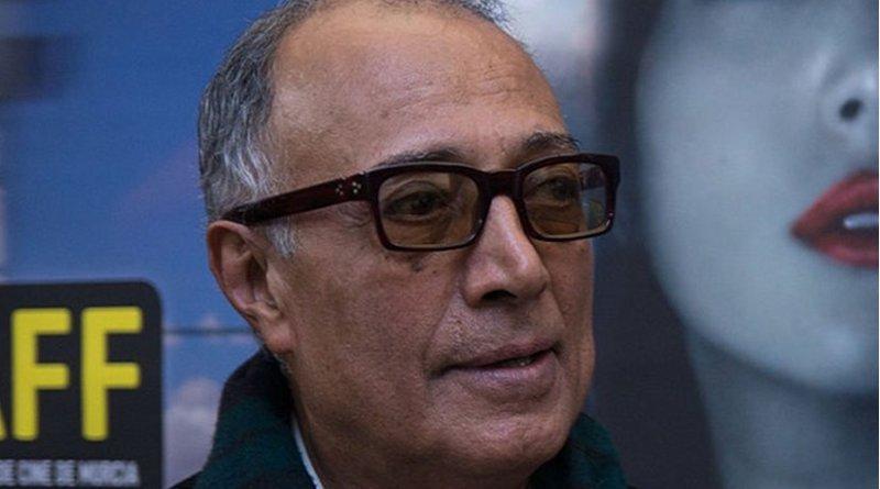 Abbas Kiarostami. Photo by Pedro J Pacheco, Wikipedia Commons.