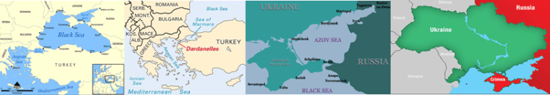 The Greater Black Sea [30]