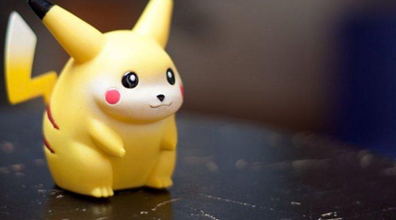 Pikachu. Credit: etnyk via FLickr (CC BY NC ND 2.0).