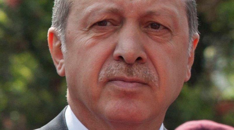 Turkey's Recep Tayyip Erdogan. Photo Cancillería del Ecuador, Wikipedia Commons.