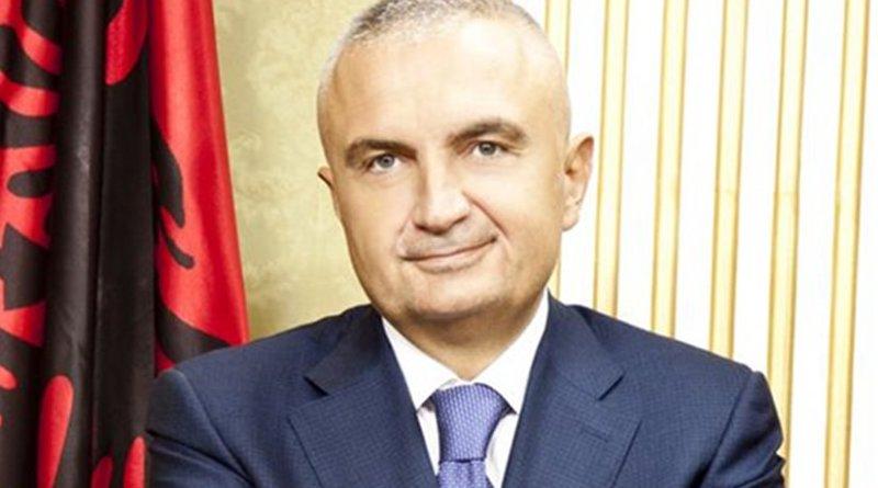 Albania's Ilir Meta. Photo by Ivanrkv, Wikipedia Commons.