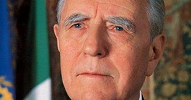 Italy's Carlo Azeglio Ciampi. Photo Credit: Presidency of the Italian Republic, Wikipedia Commons.