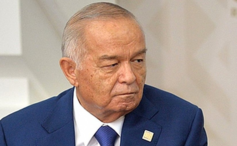 President of Uzbekistan's Islam Karimov. Photo Kremlin.ru, Wikipedia Commons.