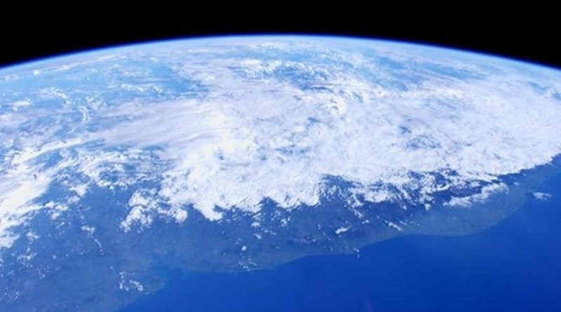 A predictable pattern of winds in the stratosphere recently changed in a way scientists had not seen in more than 60 years of record-keeping. Credit NASA