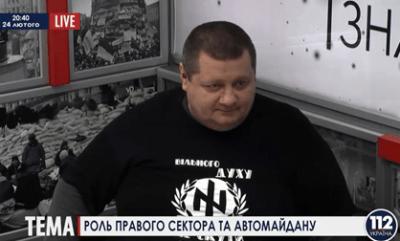 Igor Mosiychuk (Source: 112 Ukraina screenshot )