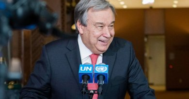 António Guterres. UN Photo/Manuel Elias