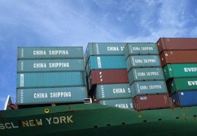 shipping trade port