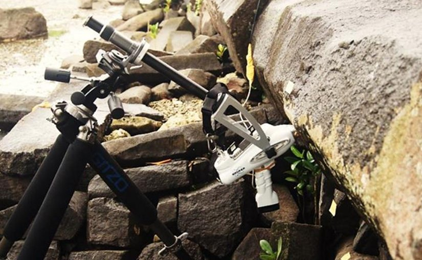 The pXRF was used on islets across the site of Nan Madol and intensively on the islet of Nandauwas. Credit Mark McCoy