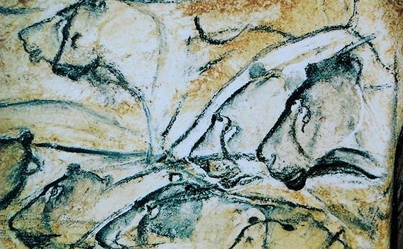 Clues of autistic traits can be found in cave art. Credit University of York