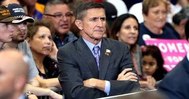 Gen. Michael Flynn. Photo by Gage Skidmore, Wikipedia Commons.