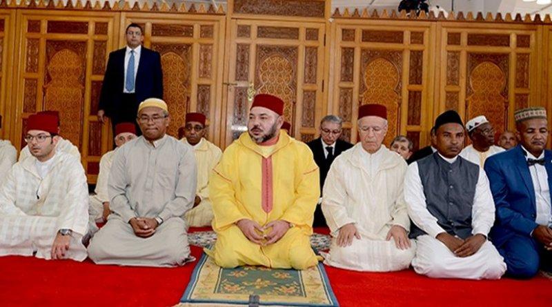 Morocco's King Mohammed VI.