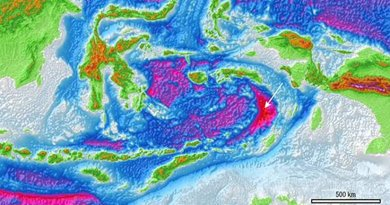 Geologists have for the first time seen and documented the Banda Detachment fault in eastern Indonesia and worked out how it formed.