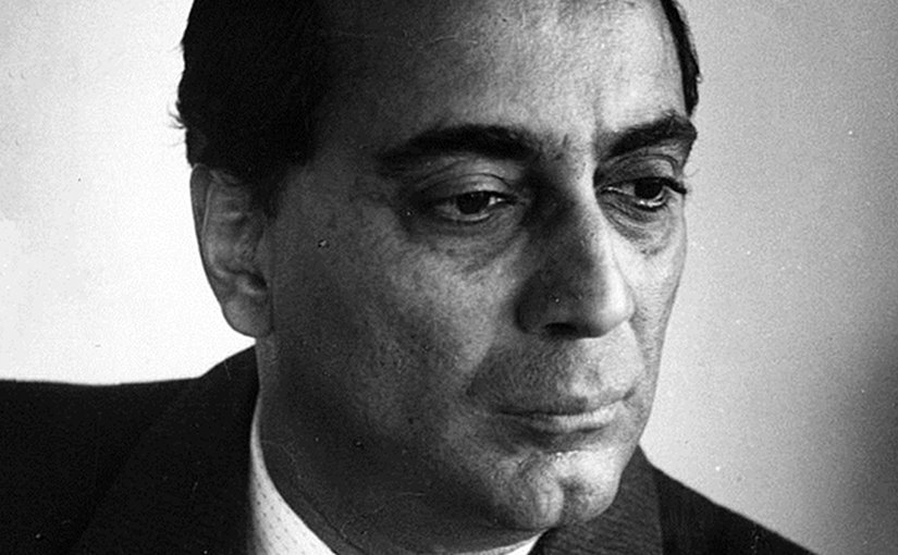 India's Dr. Homi J. Bhabha. Source: Wikipedia Commons.
