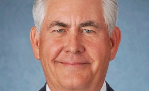 Rex Tillerson. Source: Wikipedia Commons.