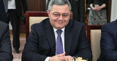 Georgia's Davit Usupashvili. Photo by Katarzyna Czerwińska - Senat Rzeczypospolitej Polskiej, Wikipedia Commons.