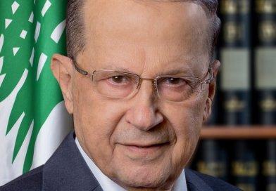 Lebanon's Michel Aoun. Photo by Mgchammas, Wikipedia Commons.